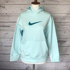 Nike Aqua LS Hoodie Therma Fit Size Large